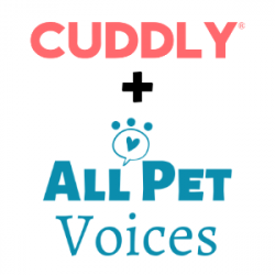 CUDDLY + All Pet Voices - #MyUnspokenPet