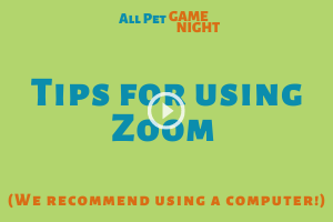 Tips for using Zoom