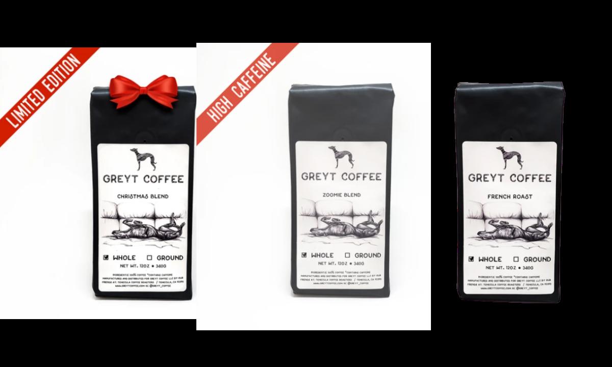 Greyt Coffee Bags