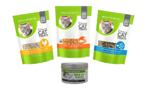 Only Natural Pet Freeze-Dried Cat Treats and Catnip