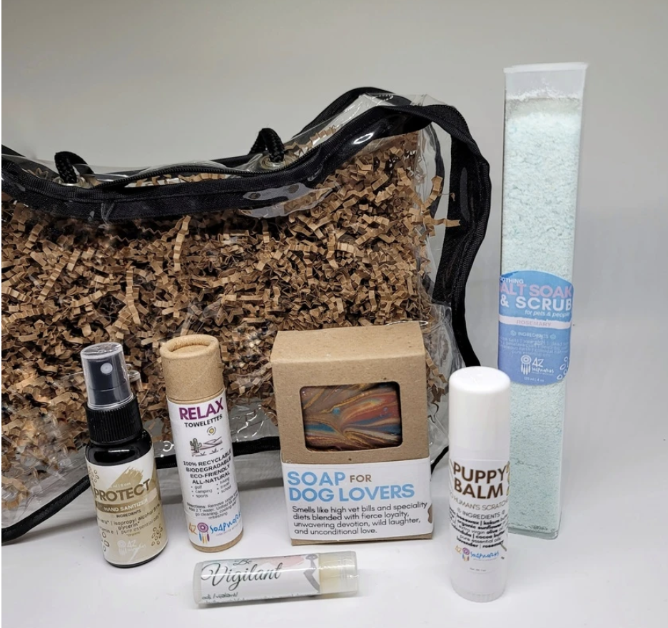 Soap product gift set