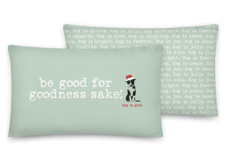 Throw Pillows Be good for Goodness Sake