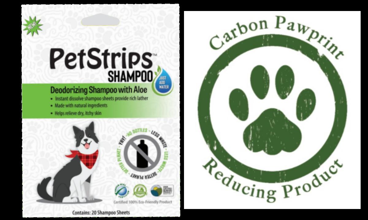 PetStrips Shampoo strips