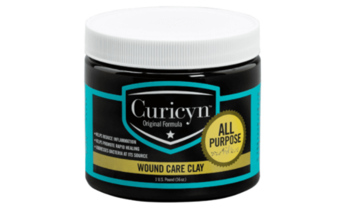 Wound Care Clay from Curicyn