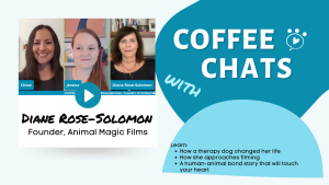 COFFEE Chat promo with Diane Rose-Solomon