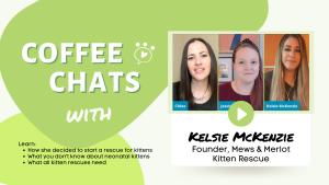 COFFEE Chat promo Kelsie McKenzie