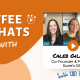 COFFEE Chat Caleb Gilmore Suzie's Pet Treats